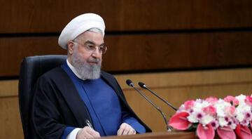 İran Cumhurbaşkanı Ruhani: Nükleer gücümüz nükleer silah için değil