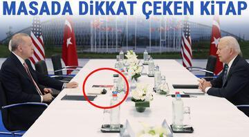 Cumhurbaşkanı Erdoğan ile Biden görüşmesinde dikkat çeken detay.... NATO zirvesindeki gelişmeler..