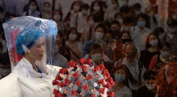 Son dakika: Yarasa Kadın sessizliğini bozdu... Ezber bozan koronavirüs açıklaması