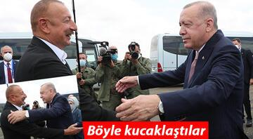 Cumhurbaşkanı Erdoğandan Şuşaya tarihi ziyaret