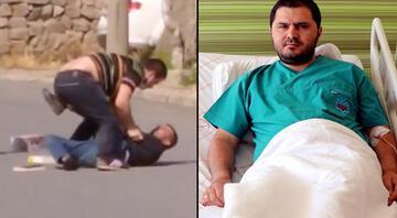 Silahlı saldırıda yaralanan doktor Erdal Kurt: Eğilmesem mermi kafama saplanacaktı