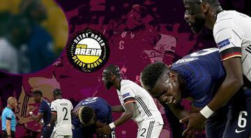 EURO 2020deki Fransa - Almanya maçına damga vuran