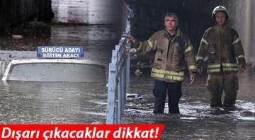 Meteorolojiden İstanbul ve çok sayıda kente kuvvetli yağış uyarısı