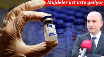 Türkiyede koronavirüs aşısı müjdesi Tarih verildi: Sputnik V aşısı devreye giriyor