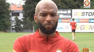 Galatasarayda Ryan Babelden Şampiyonlar Ligi, PSV ve Milli Takım yorumu