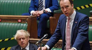 İngilterede büyük kriz Johnsondan bakanına Umutsuz vaka çıkışı