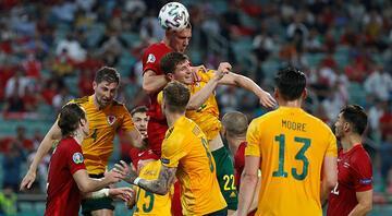 Türkiye 0-2 Galler (EURO 2020 maçı özeti)