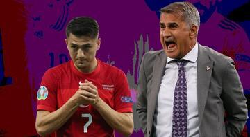 EURO 2020de Milli Takım gruptan nasıl çıkar Galler yenilgisi sonrası Türkiye...