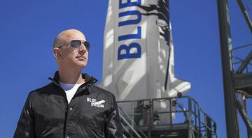 Jeff Bezos uzaya gidiyor Ne yanında bir pilot olacak ne de üzerinde uzay giysisi...
