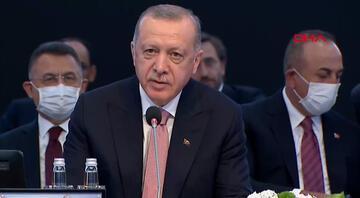 Cumhurbaşkanı Erdoğan'dan AB üyeliği sözleri: Tam üyelik müzakeresinin artık neticelenmesini istiyoruz
