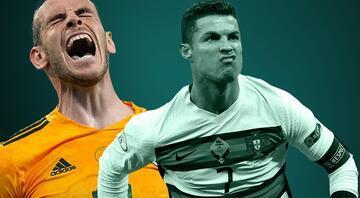 Son Dakika Haberi... EURO 2020de damga vuran istatistik Yalnızca Ronaldo başardı, Türkiye maçıyla başlayan solak laneti...