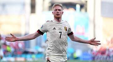 Danimarka 1-2 Belçika (EURO 2020 maçı özeti ve golleri)