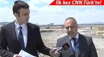 İlk kez CNN Türkte Türkiyenin milli savaş uçağı burada test edilecek