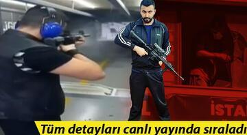 İzmirde HDP il binasındaki saldırgan Onur Gencerin yeni görüntüleri ortaya çıktı