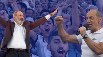 Ermenistan yeni başbakanını seçiyor