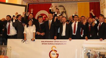 Galatasarayda tarihi seçim sona erdi Burak Elmas, Galatasarayın 38. başkanı oldu