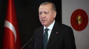 Cumhurbaşkanı Erdoğandan Babalar Günü mesajı