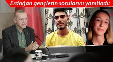 Cumhurbaşkanı Erdoğandan aşı çağrısı