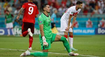 Son Dakika Haberi... A Milli Takım, EURO 2020ye veda etti İsviçre 3 golle kazandı