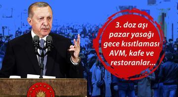 Türkiyenin gözü kulağı bu toplantıda Sokak kısıtlaması esniyor mu