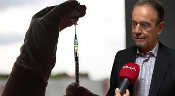 Prof. Dr. Mehmet Ceyhandan 3üncü doz aşı açıklaması
