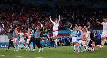 Danimarka, Avrupa Şampiyonası tarihinde bir ilki başardı