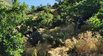 MSB duyurdu 2 PKKlı terörist etkisiz hale getirildi