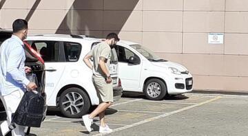 Hakan Çalhanoğlu, Inter için sağlık kontrolünde