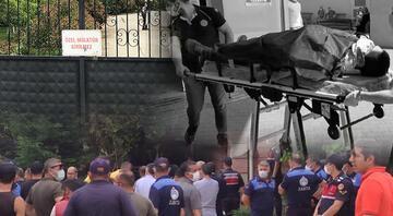İYİ Partili Lütfü Türkkanın çiftliğinde kaçak yapı yıkımı Basın mensubunu darp ettiler