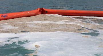 Yalova kıyılarından 13 günde 1662 metreküp müsilaj toplandı