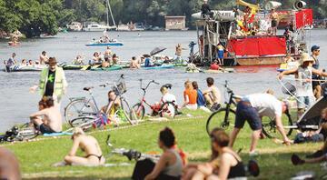 Almanya'da delta alarmı verildi