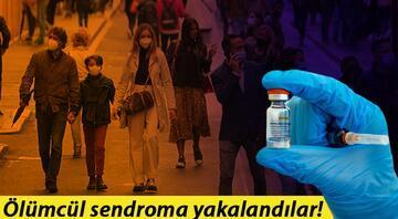 Son dakika... AstraZeneca koronavirüs aşısının yeni yan etkisi keşfedildi: Ölümcül sendroma yakalandılar