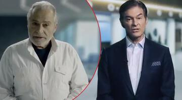 Sağlık Bakanı Fahrettin Koca paylaştı Haluk Bilginer ve doktor Mehmet Özden aşı çağrısı