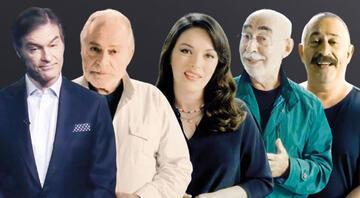 Ünlülerden aşı kampanyası: Filmin sonunu değiştirelim