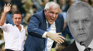 Aziz Yıldırımdan tarihi teklif Basketbol şubesini istedi, Obradovici vaat etti Fenerbahçe...