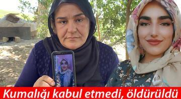 Kumalığı kabul etmeyince öldürüldü Emine Karakaşın annesi konuştu: O katili bulun