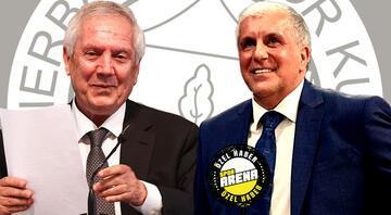 Zeljko Obradovicten Aziz Yıldırımın tarihi Fenerbahçe teklifine tarihi cevap