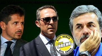 Ünlü yazarlar yorumladı Fenerbahçede Aziz Yıldırım mı haklı, Ali Koç mu Eskiden çok farklıydı