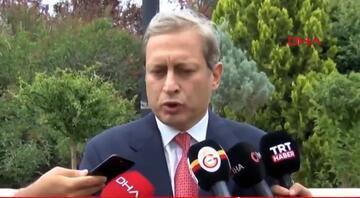 Galatasaray başkanı Burak Elmastan transfer ve Fatih Terim açıklaması