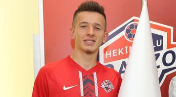 Trabzonspor, Kerem Baykuşu Hekimoğlu Trabzona kiraladı