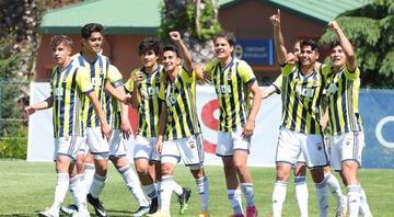 U19 Gelişim Liginde Fenerbahçe, Başakşehiri 6-0 yendi