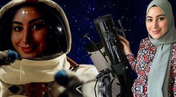 Hedefi uzay yolculuğu