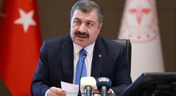 Sağlık Bakanı Fahrettin Kocadan koronavirüs aşı paylaşımı: 10 günde 8 milyon