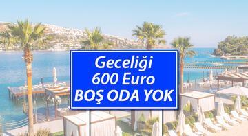 Geceliği 600 euro Boş oda yok… Oteller yüzde 100 doluluğa ulaştı