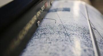 İzmirin Karaburun ilçesi açıklarında bir deprem daha