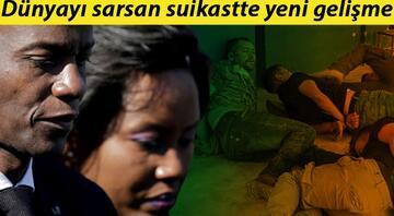 Öldürülen Haiti Cumhurbaşkanı'nın eşi Martine Moise: Eşim kurşunlarla delik deşik olmuştu
