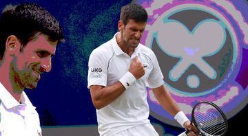 Wimbledonın kralı Djokovic Sırp raket Wimbledonda altıncı şampiyonluğuna ulaştı