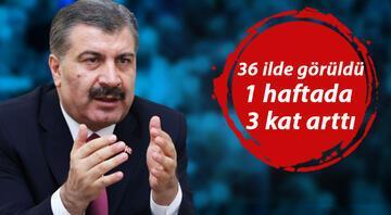 Sağlık Bakanı Koca açıkladı Türkiyede delta varyantı alarmı... Koronavirüs aşısı zorunlu olacak mı