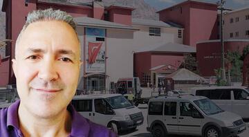 Taciz soruşturması geçiren polis, müdürü öldürdü