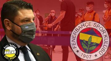 Son Dakika... Galatasarayın Yunanistana girmemesi emrini veren Hardalias için şok iddia Fenerbahçe sonrası karıştı